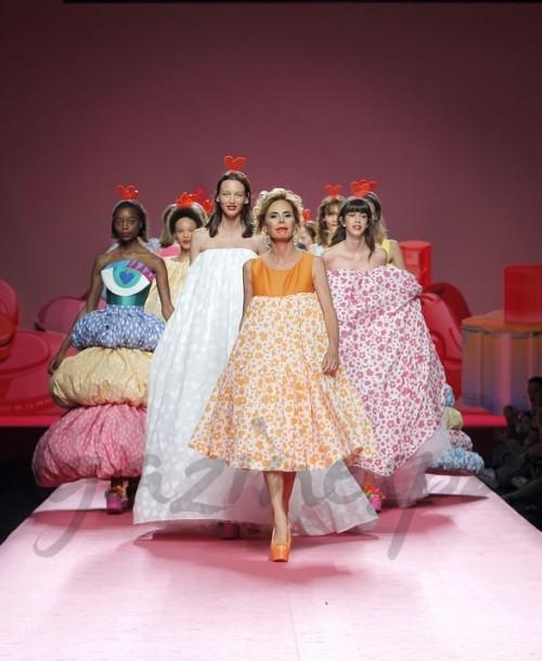 Mercedes Fashion Week Madrid: Ágatha Ruíz de la Prada Primavera Verano 2019