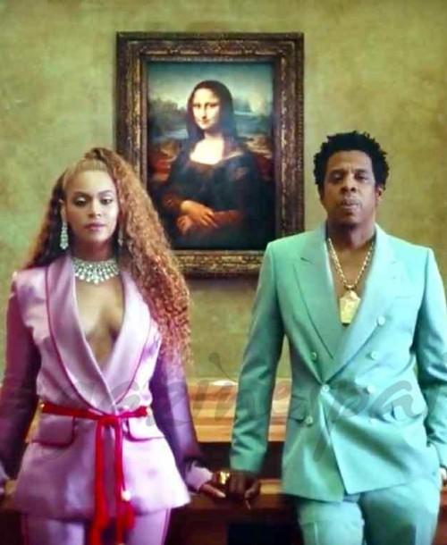 Beyoncé presume de mellizos