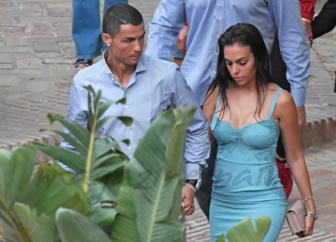 Cristiano Ronaldo y Georgina Rodríguez, nueva vida en Turín