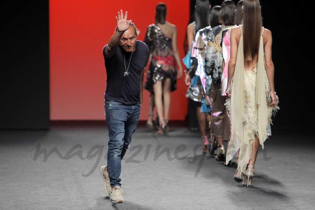 Mercedes Fashion Week Madrid: Custo Barcelona Primavera Verano 2019