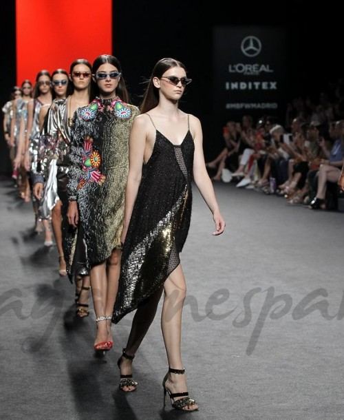 Mercedes Fashion Week Madrid: Custo Barcelona Primavera Verano 2019