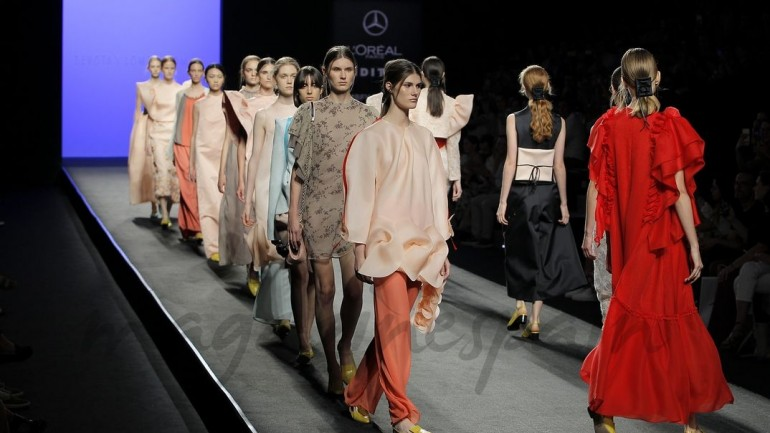 Mercedes Fashion Week Madrid: Devota&Lomba Primavera Verano 2019