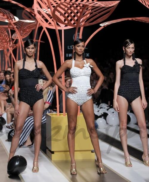 Mercedes Fashion Week Madrid: Dolores Cortés Primavera Verano 2019