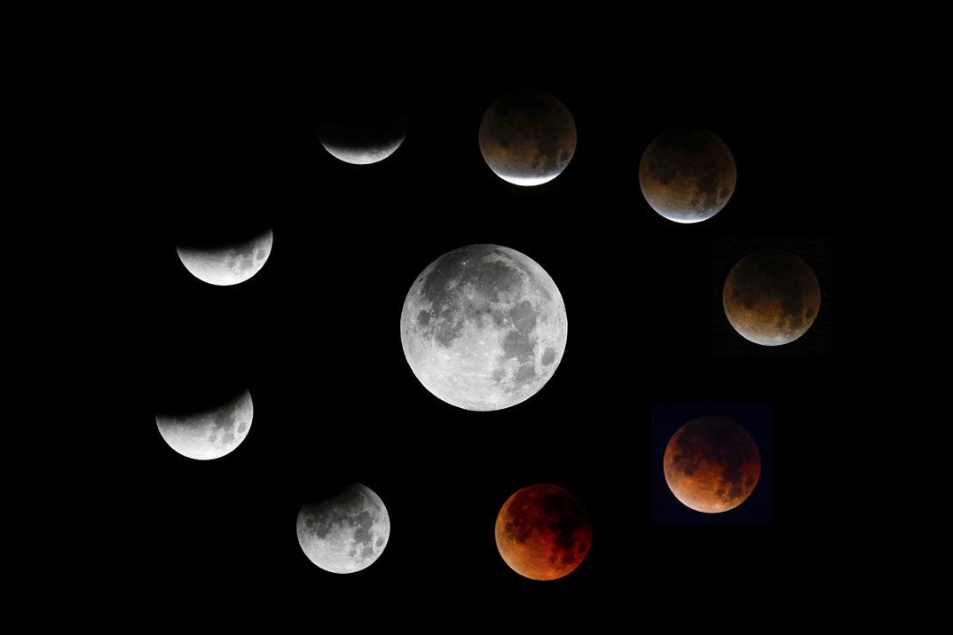 eclipese lunar