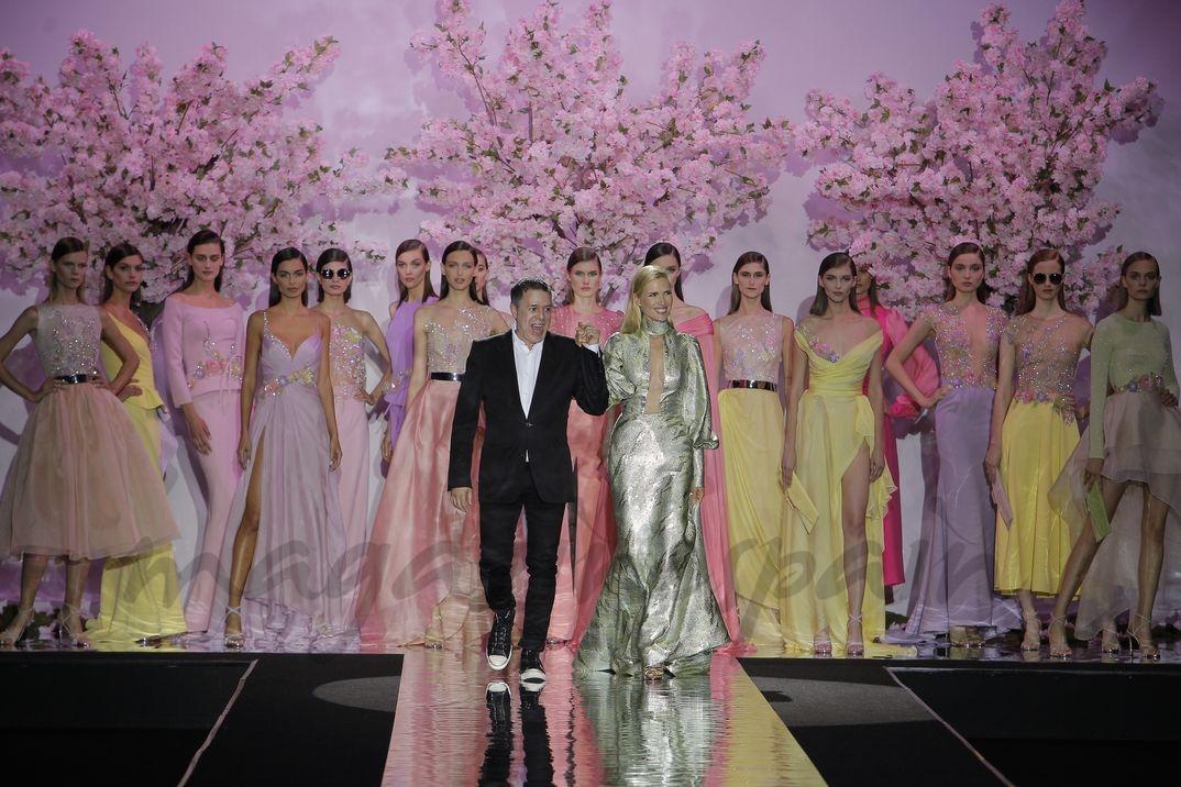 Mercedes Fashion Week Madrid: Hannibal Laguna Primavera Verano 2019