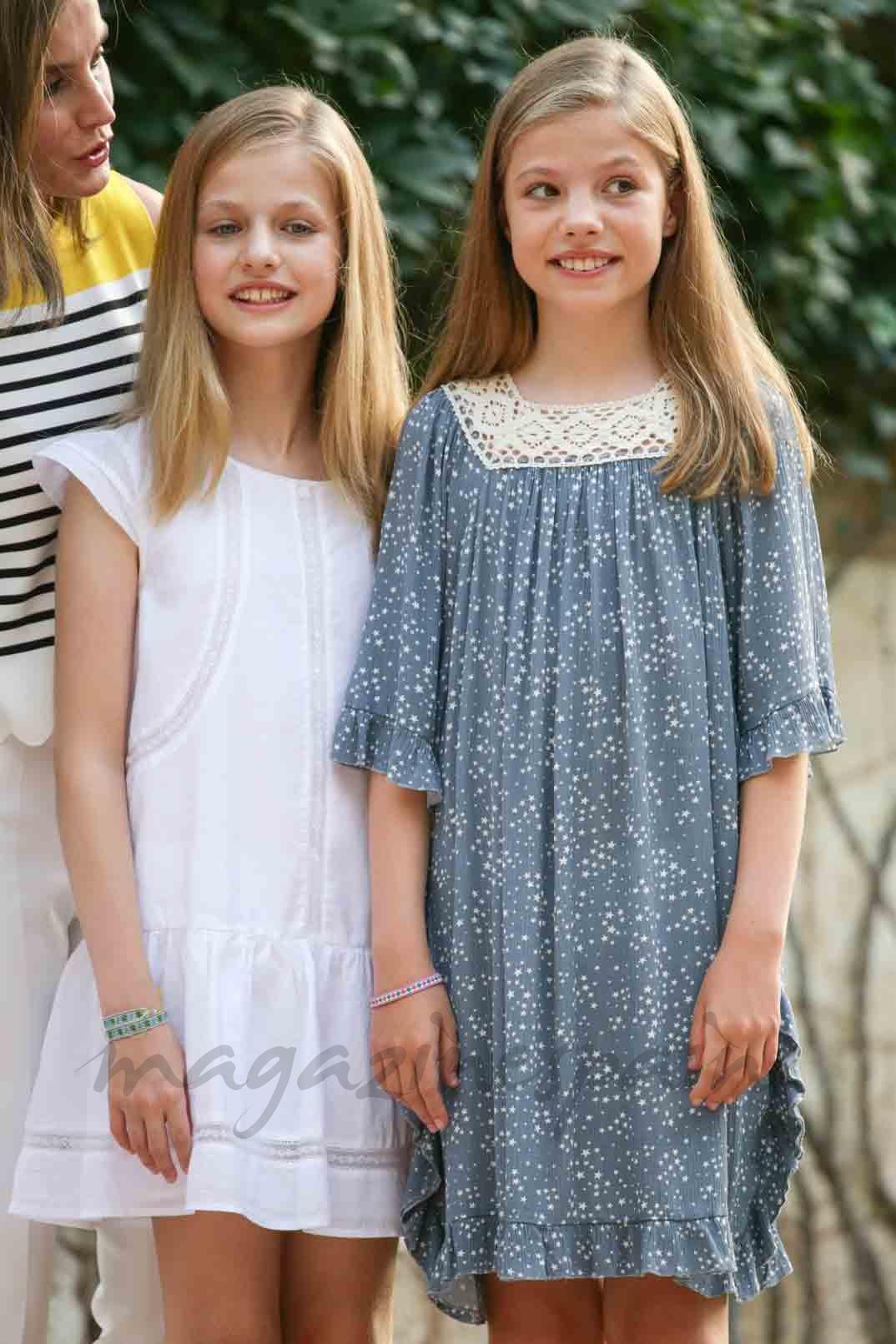 La princesa Leonor y la infanta Sofía se irán de campamento a Estados Unidos