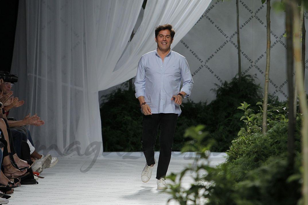 Mercedes Fashion Week Madrid: Jorge Vázquez Primavera Verano 2019