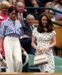 Meghan Markle y Kate Middleton, duelo de estilo de Wimbledon