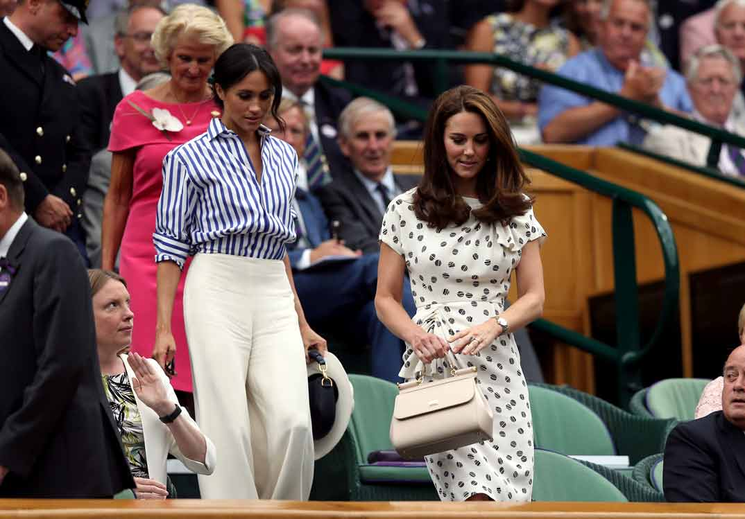 Kate Middleton y Meghan Markle… ¿guerra de cuñadas en Kensington Palace?