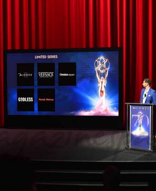 ¿Quiénes han sido los nominados a los Premios Emmy 2018?