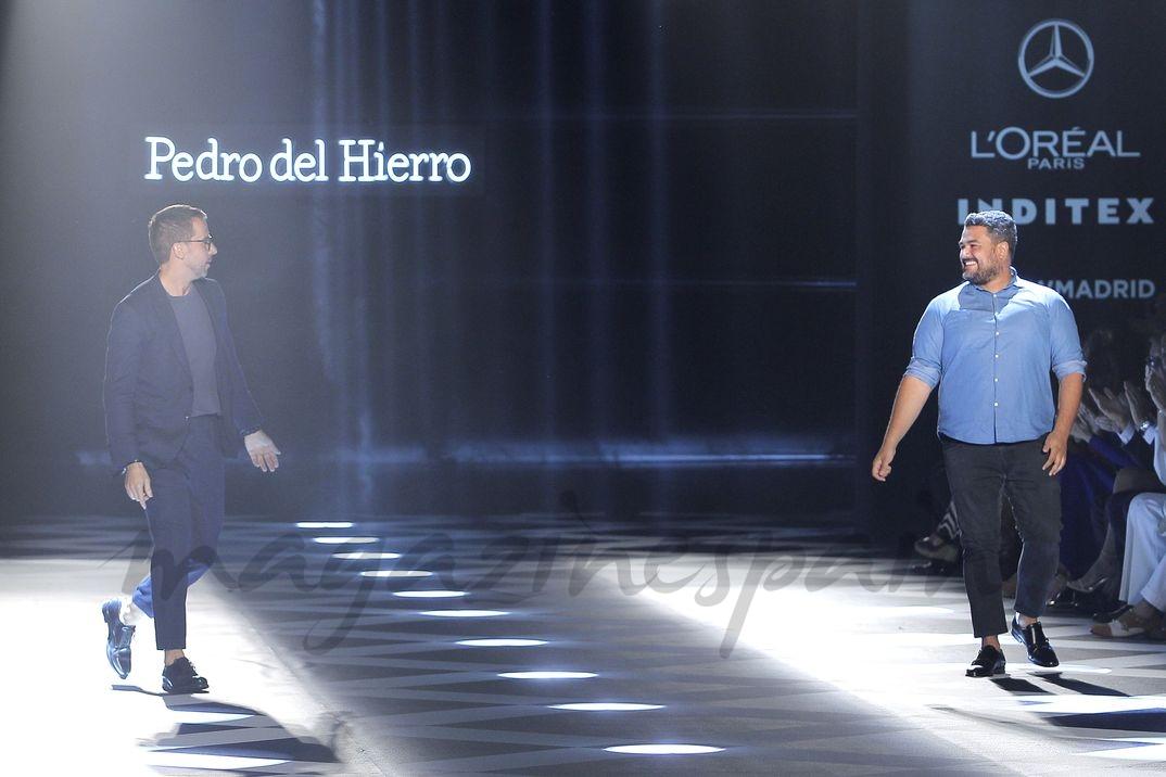Mercedes Benz Fashion Week Madrid: Pedro del Hierro Otoño-Invierno 2018/2019