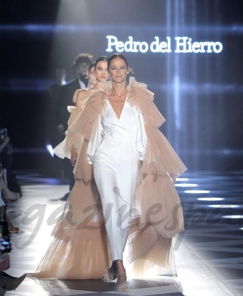 Mercedes Fashion Week Madrid: Pedro del Hierro Otoño Invierno 2018-2019