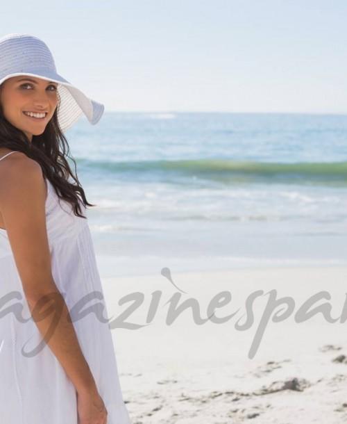 3 peinados ideales para lucir en la playa este verano