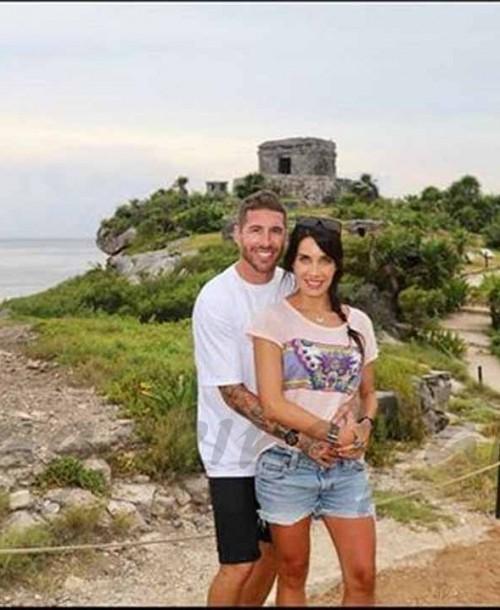 Las vacaciones en el paraíso de Sergio Ramos y Pilar Rubio