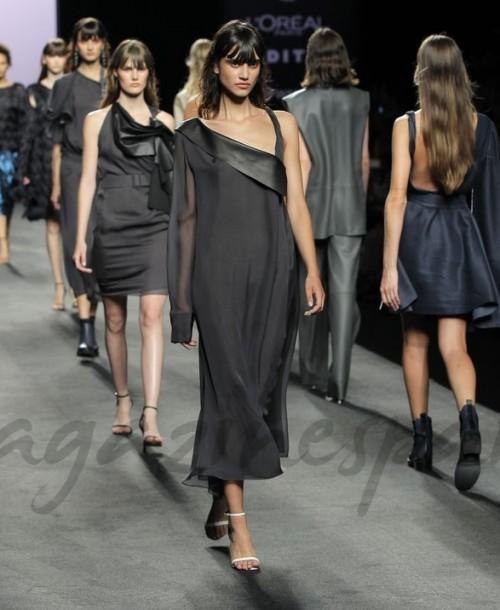Mercedes Fashion Week Madrid: Roberto Torretta Primavera Verano 2019