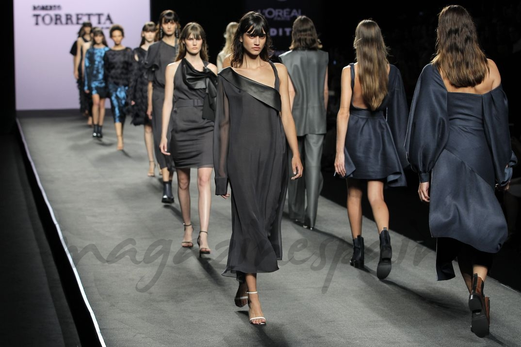 Mercedes Fashion Week Madrid: Roberto Torretta Primavera Verano 2019