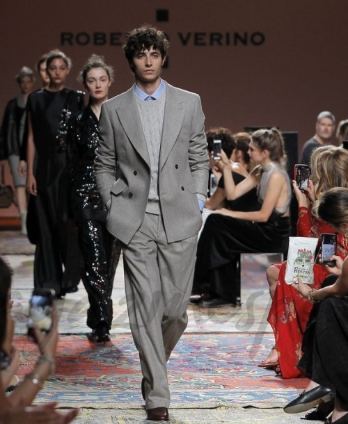 Mercedes Fashion Week Madrid: Roberto Verino Otoño-Invierno 2018/2019
