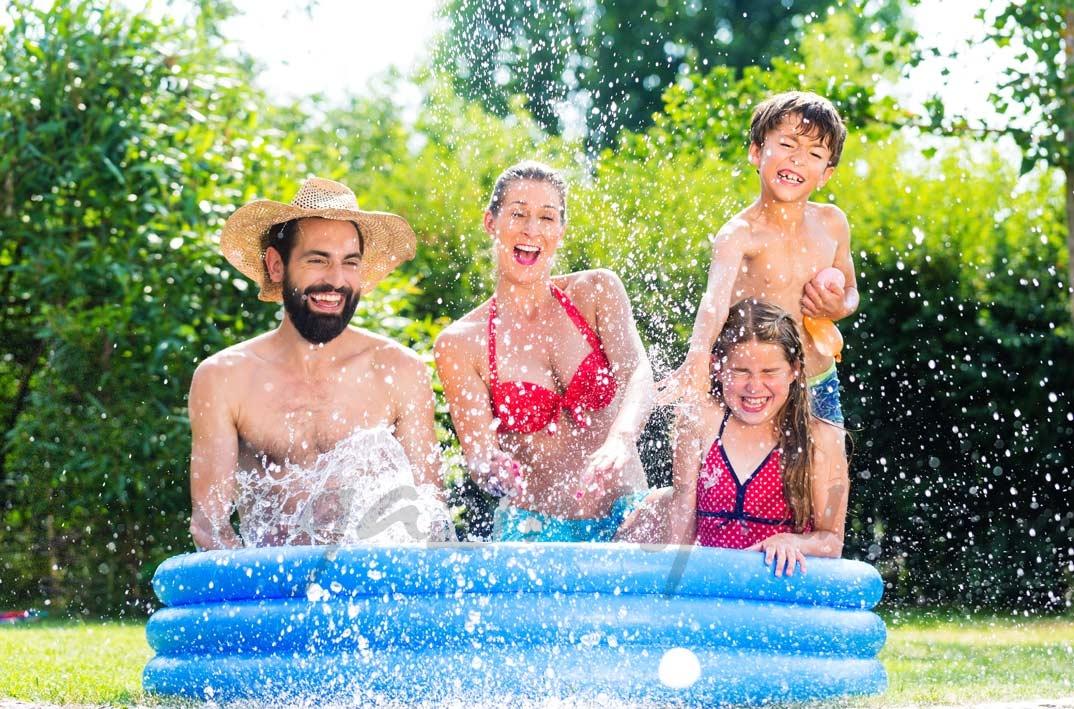 Cómo cuidar correctamente la piel de nuestros hijos en verano