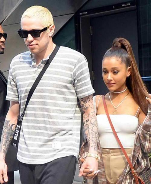 Ariana Grande y Pete Davidson han roto y cancelado su compromiso