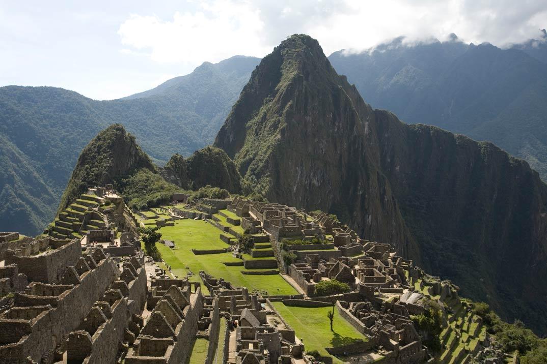 Ciudadela de Machu Picchu - Perú