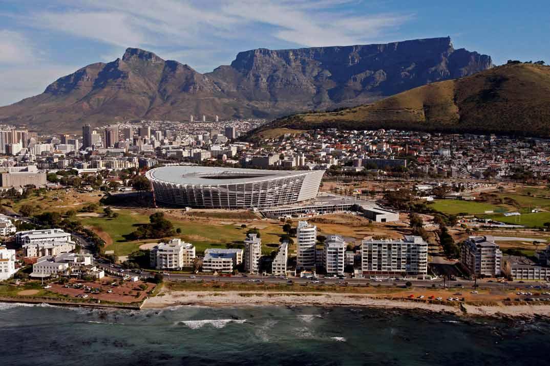 Todo es posible en Sudáfrica: Ciudad del Cabo