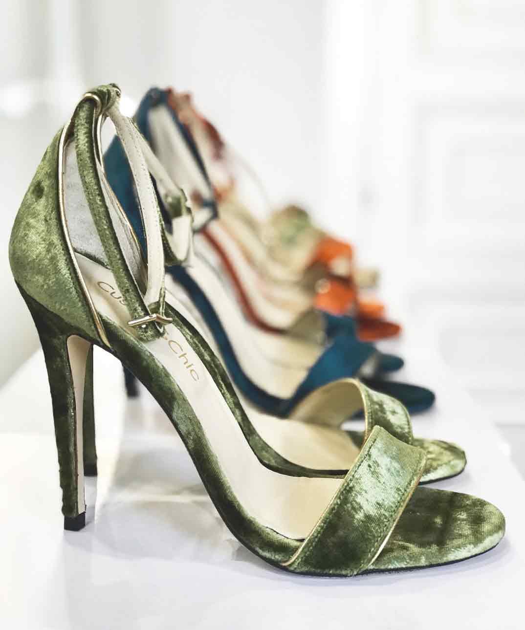 Sandalias Custom&Chi