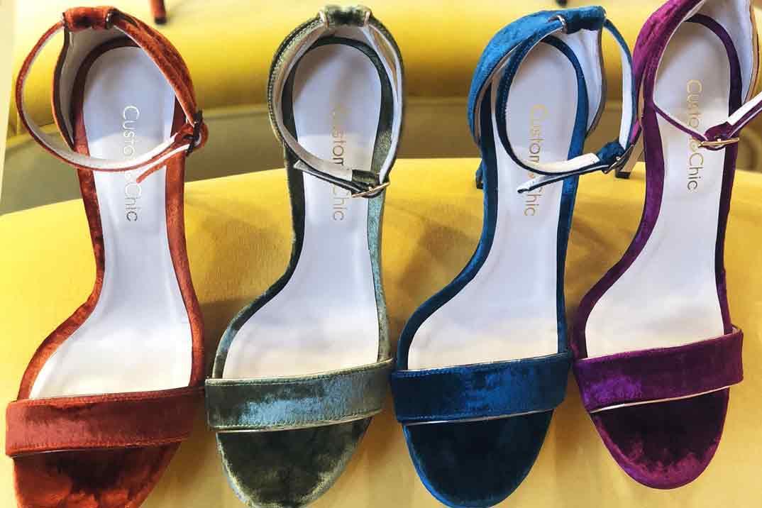 Sandalias inspiradas en la mejor calzada 2017: Nieves Álvarez