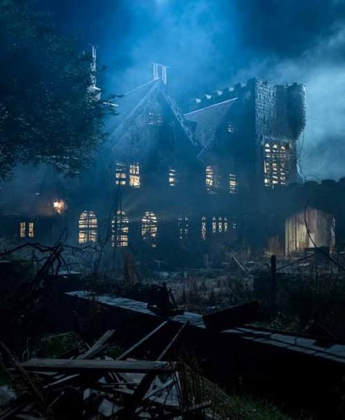 «La maldición de Hill House»: Primeras imágenes de la escalofriante nueva serie de Netflix