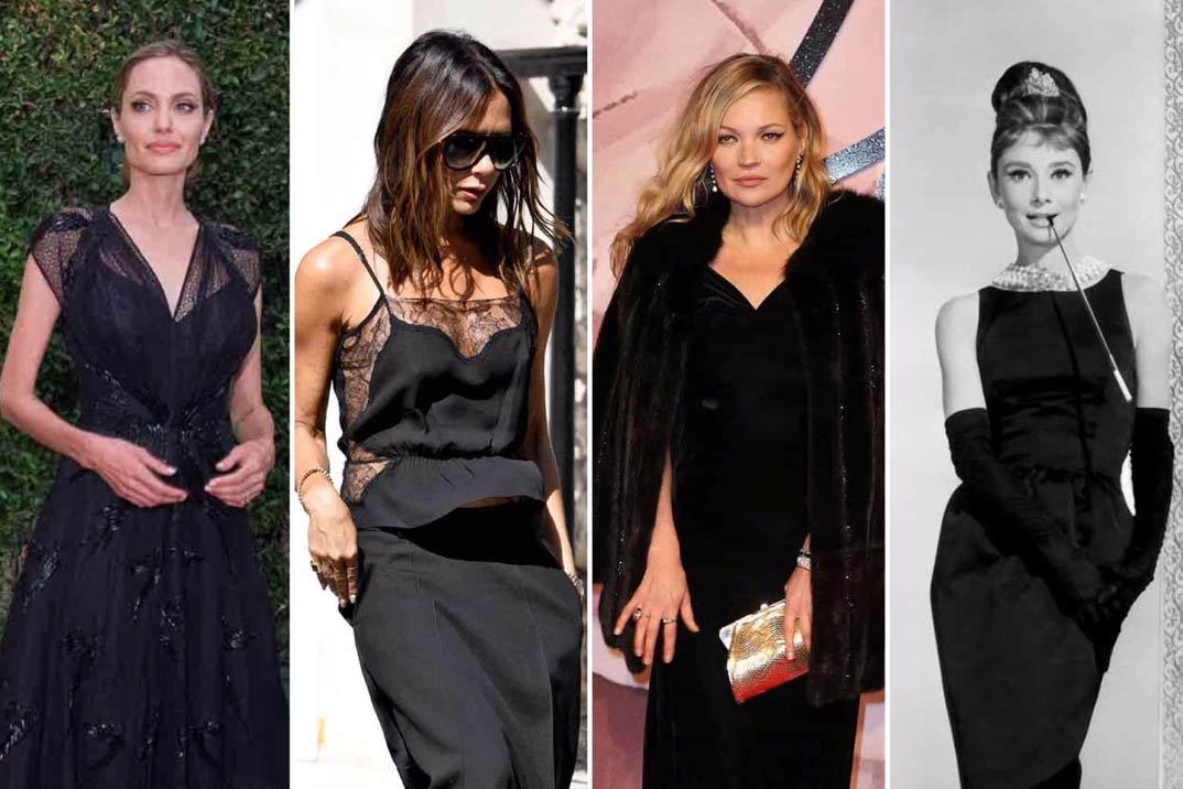Los vestidos cortos negros más emblemáticos del mundo