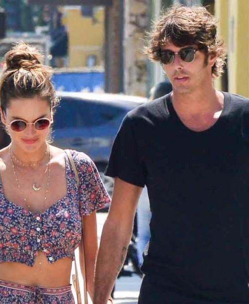 Las imágenes que confirman que Alessandra Ambrosio tiene nuevo novio
