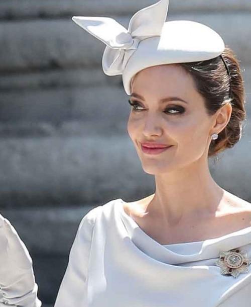 El nuevo amor de Angelina Jolie es un conocido actor de Hollywood