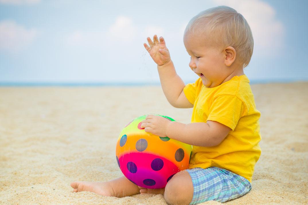 Cómo cuidar a tu bebé en verano