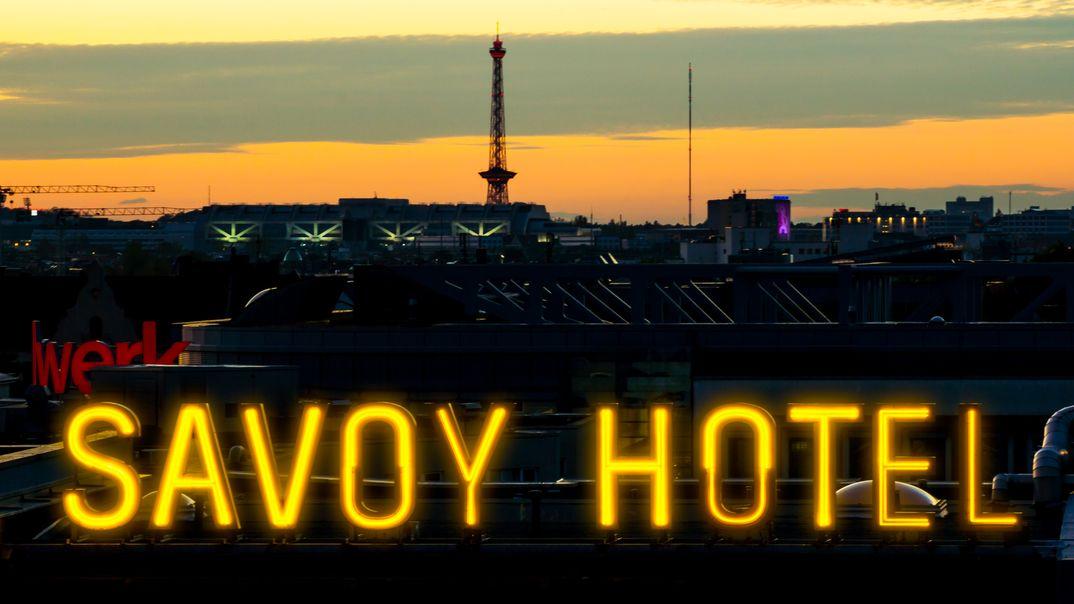 Savoy Hotel - Berlin