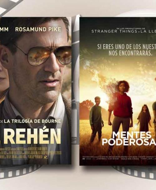 Estrenos de Cine de la Semana… 10 de Agosto 2018