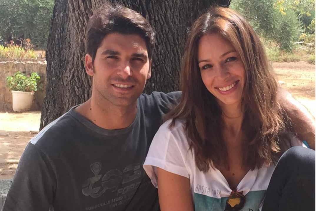 Todos los detalles del bautizo del hijo de Eva González y Cayetano Rivera