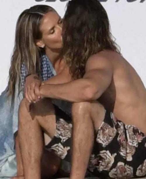 Las románticas vacaciones de Heidi Klum con su novio, Tom Kaulitz