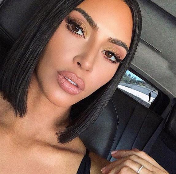 Kim Kardashian © Instagram