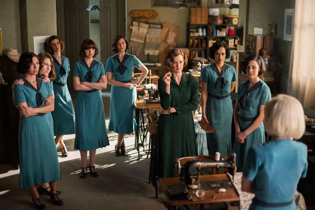 Las chicas del cable- Temporada 3 © Netflix
