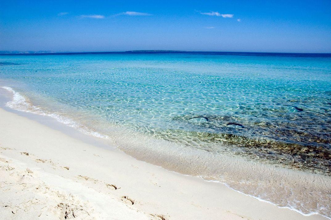 Playa de Levante - Formentera