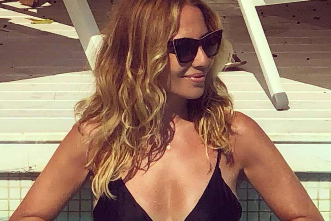El posado más sexy de Marta Sánchez
