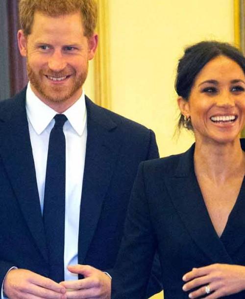 Meghan Markle y el vestido-blazer perfecto para retomar su agenda