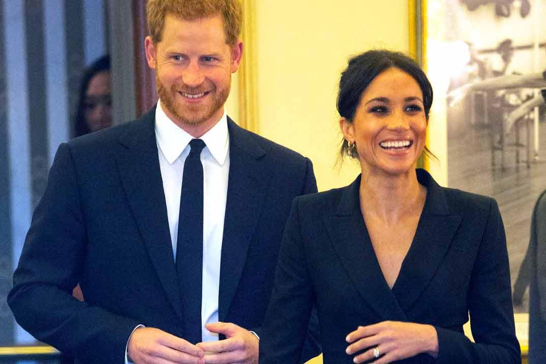 El príncipe Harry y Meghan Markle fichan por Netflix