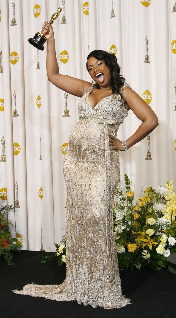 Jennifer Hudson - 2007 Oscar a la Mejor Actriz de Reparto