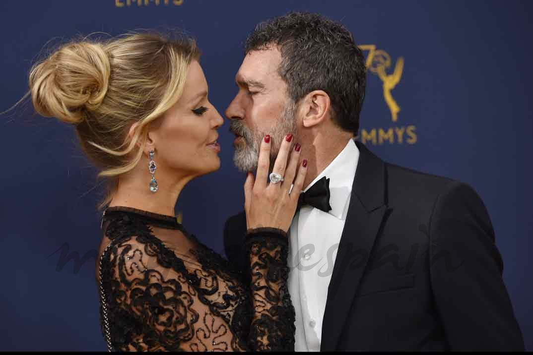 Premios Emmy 2018… El premio a la pareja con más glamour es para…