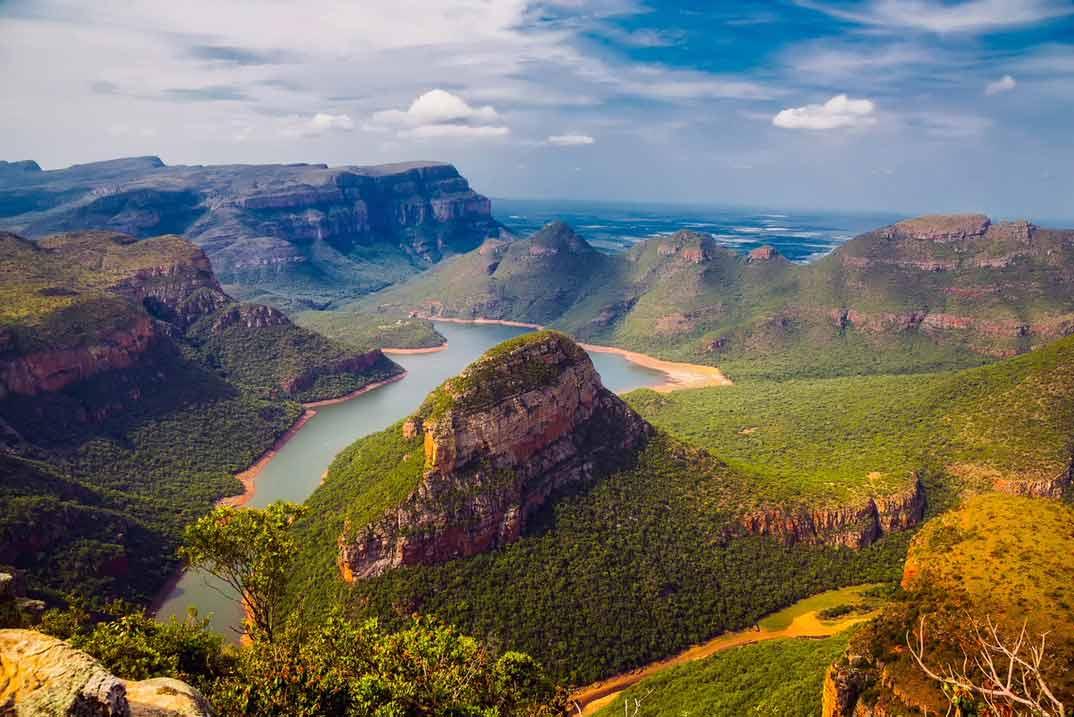 Todo es posible en Sudáfrica: La ruta jardín (I)