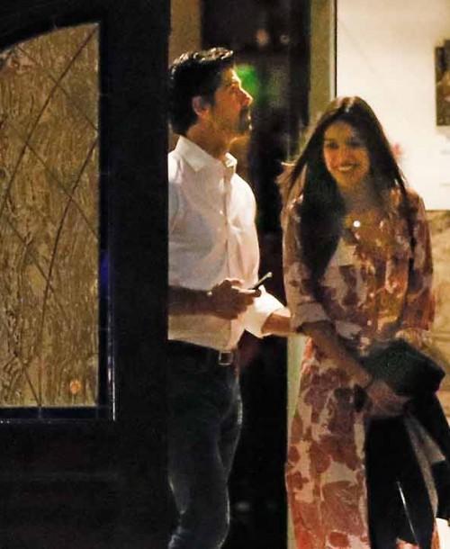 Miguel Ángel Muñoz, fan número uno de su novia Ana Guerra