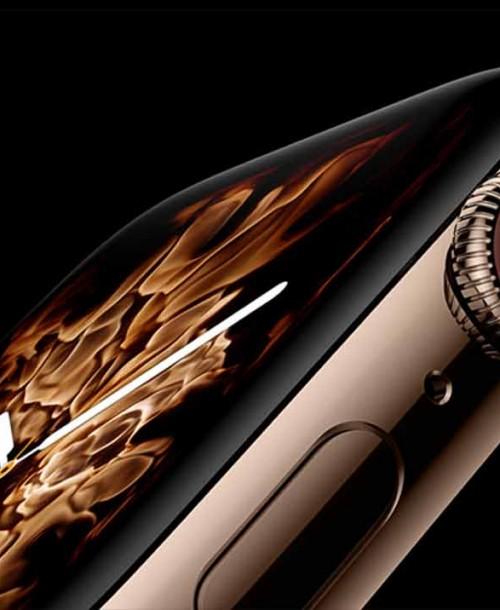 Así es el nuevo Apple Watch Series 4