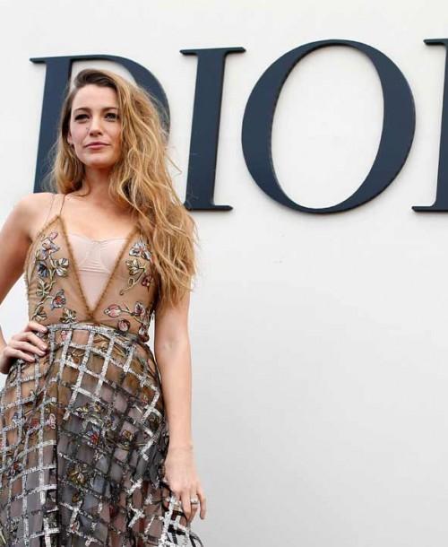Blake Lively, Olivia Palermo, Chiara Ferragni… Famosas fieles a Dior