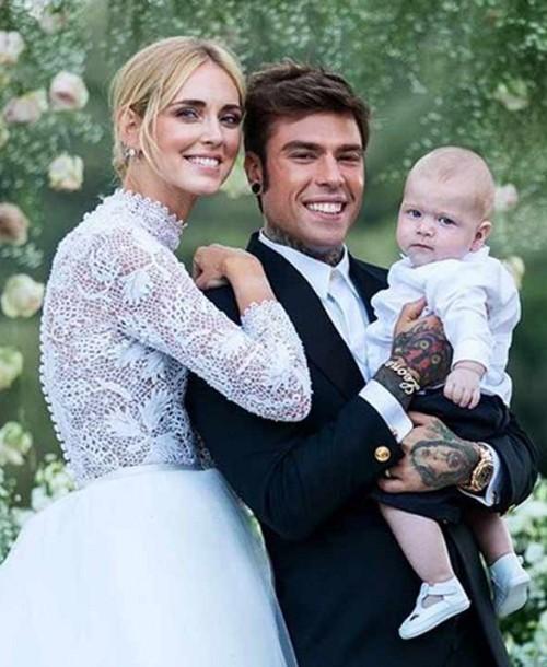 Todos los detalles de los vestidos de novia de Chiara Ferragni