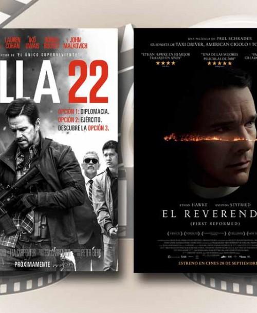 Estrenos de Cine de la Semana… 28 de Septiembre 2018